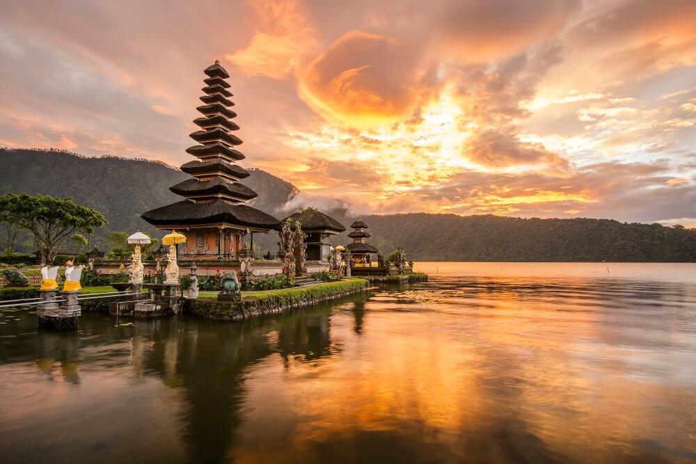 Vliegtickets Amsterdam-Bali met 5* Singapore Airlines (incl. kerstperiode)