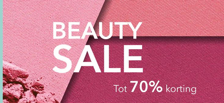 beauty sale bij Douglas tot 70% korting