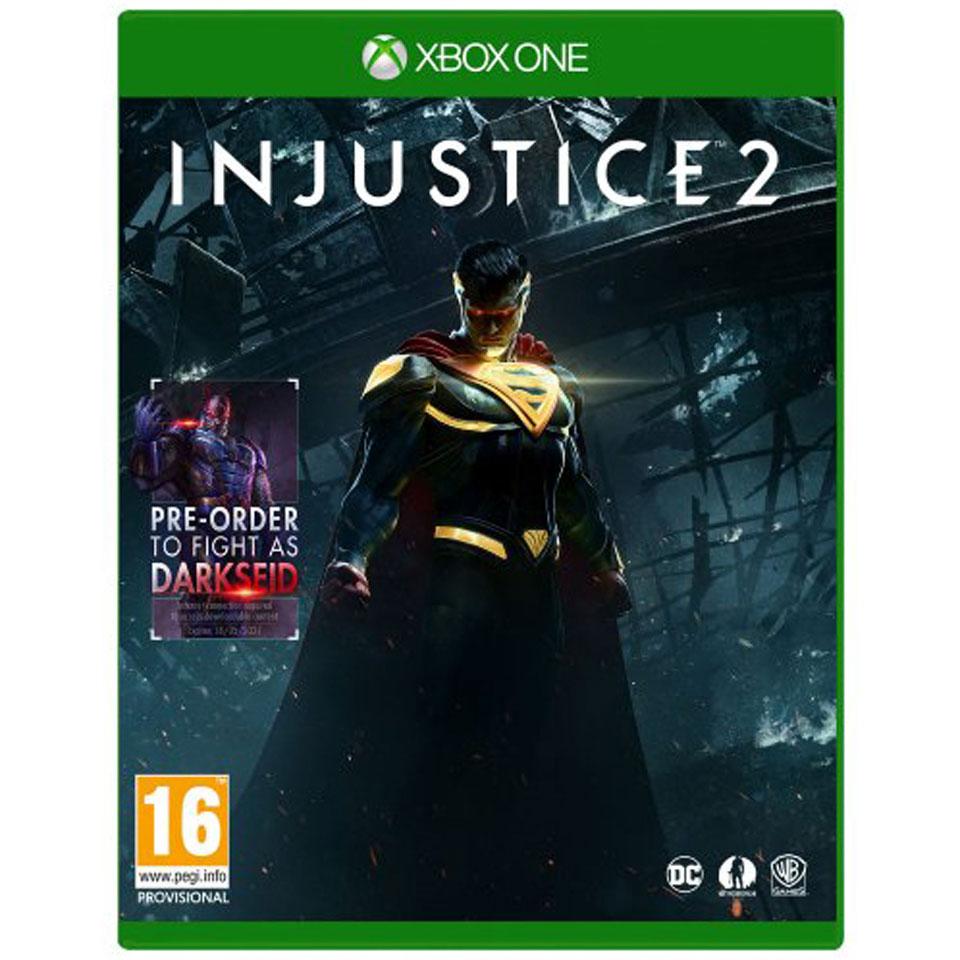 Injustice 2 (Xbox One) @ Intertoys