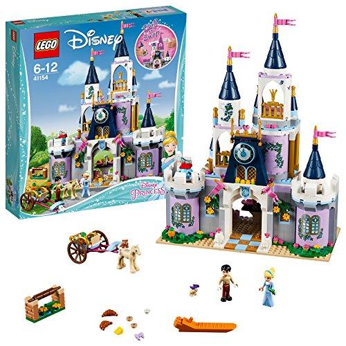 LEGO Disney Princess Assepoesters Droomkasteel - 41154 met 30% korting bij Amazon