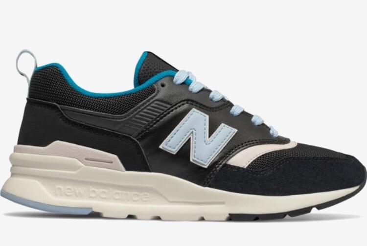 New Balance 997 zwart was €99,99