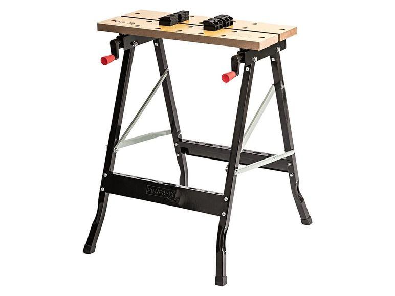 POWERFIX® Werktafel voor €9,99 @Lidl