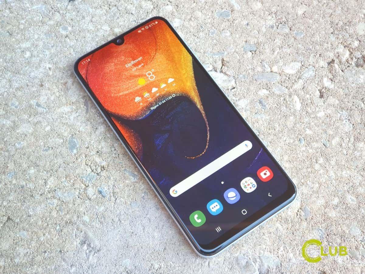 Samsung galaxy a50  aanbieding Vodafone!