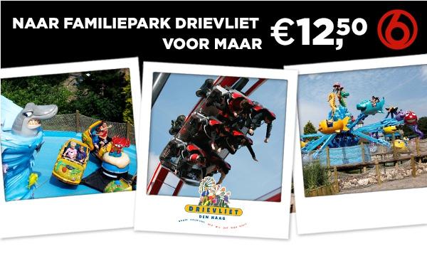 Drievliet tickets voor €12,50 @ SBS6