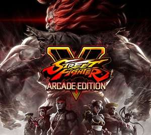 [PC & PS4] gratis Street Fighter V Arcade edition spelen t/m 10-8-2019