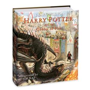Harry Potter Illustrated Edition met €10 korting