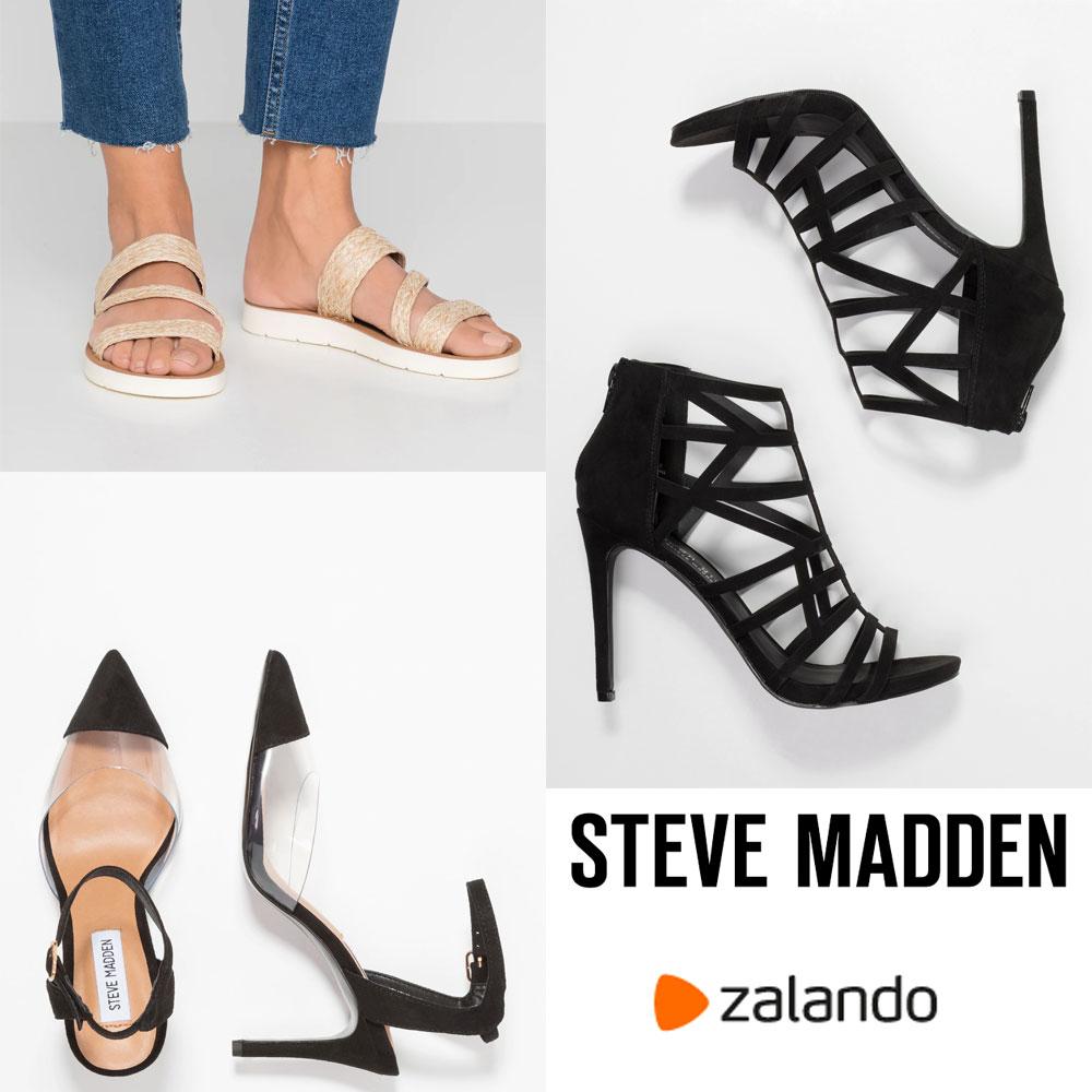 Steve Madden / Madden girl schoenen 60-70% korting @ Zalando