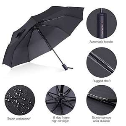 opvouwbare winddichte paraplu @amazon.de