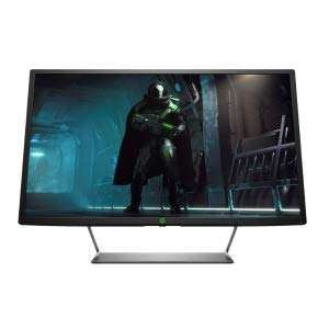 "HP Pavilion 32"" QHD HDR gaming monitor @Amazon.it"