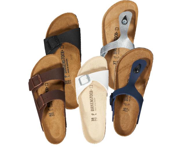 Birkenstock sandalen, de fijnste zandelen met 25% korting:)