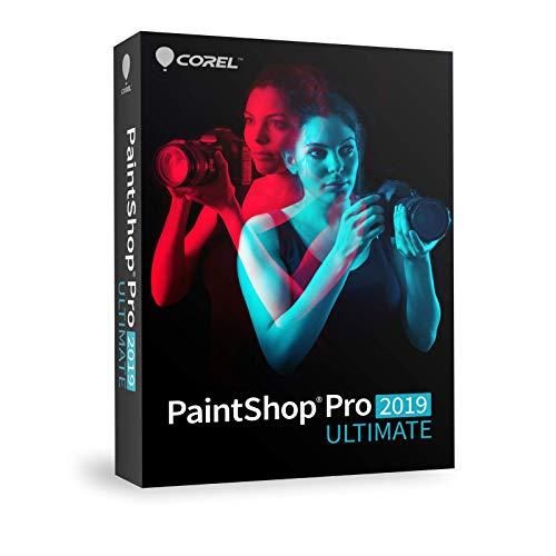 Corel PaintShop Pro 2019 Ultimate @Amazon.de