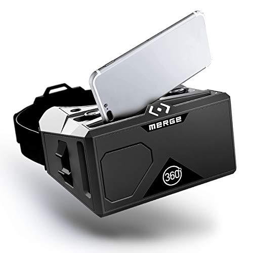 MERGE Virtual Reality Headset (elders €49,-)