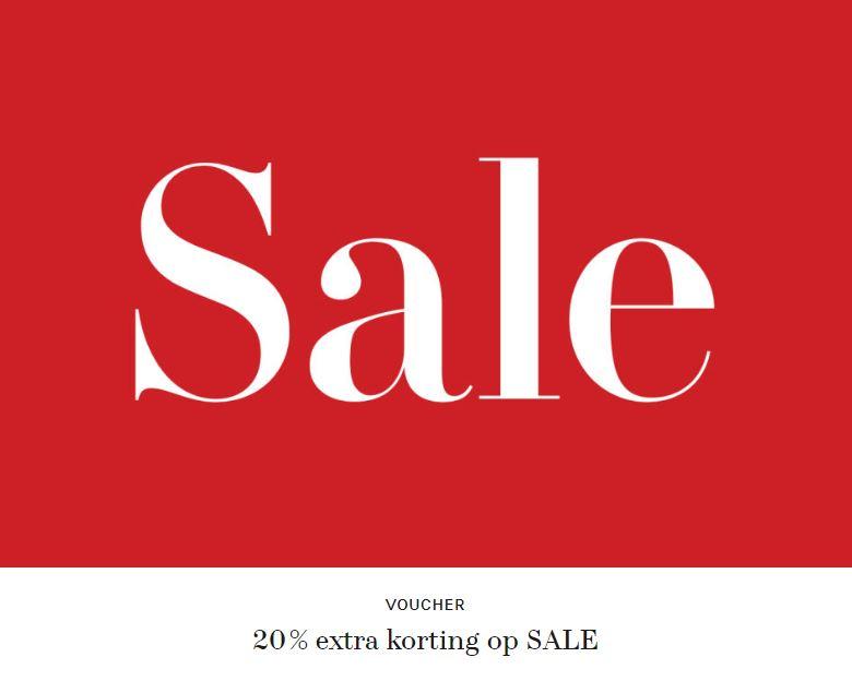 (Plus) Members 20% EXTRA korting op sale tot -70% @ H&M