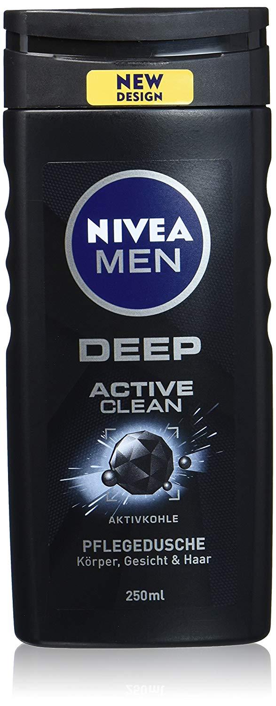 [Plus-product] 6x 250ml Nivea Men Active Clean @Amazon