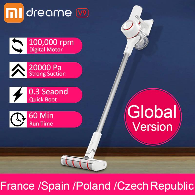 Xiaomi Dreame V9 stofzuiger 25% korting