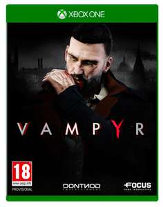 Vampyr (Xbox One) @ Coolblue