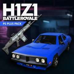 Gratis H1Z1: Cobalt Assault PlayStation®Plus pakket (PS4)