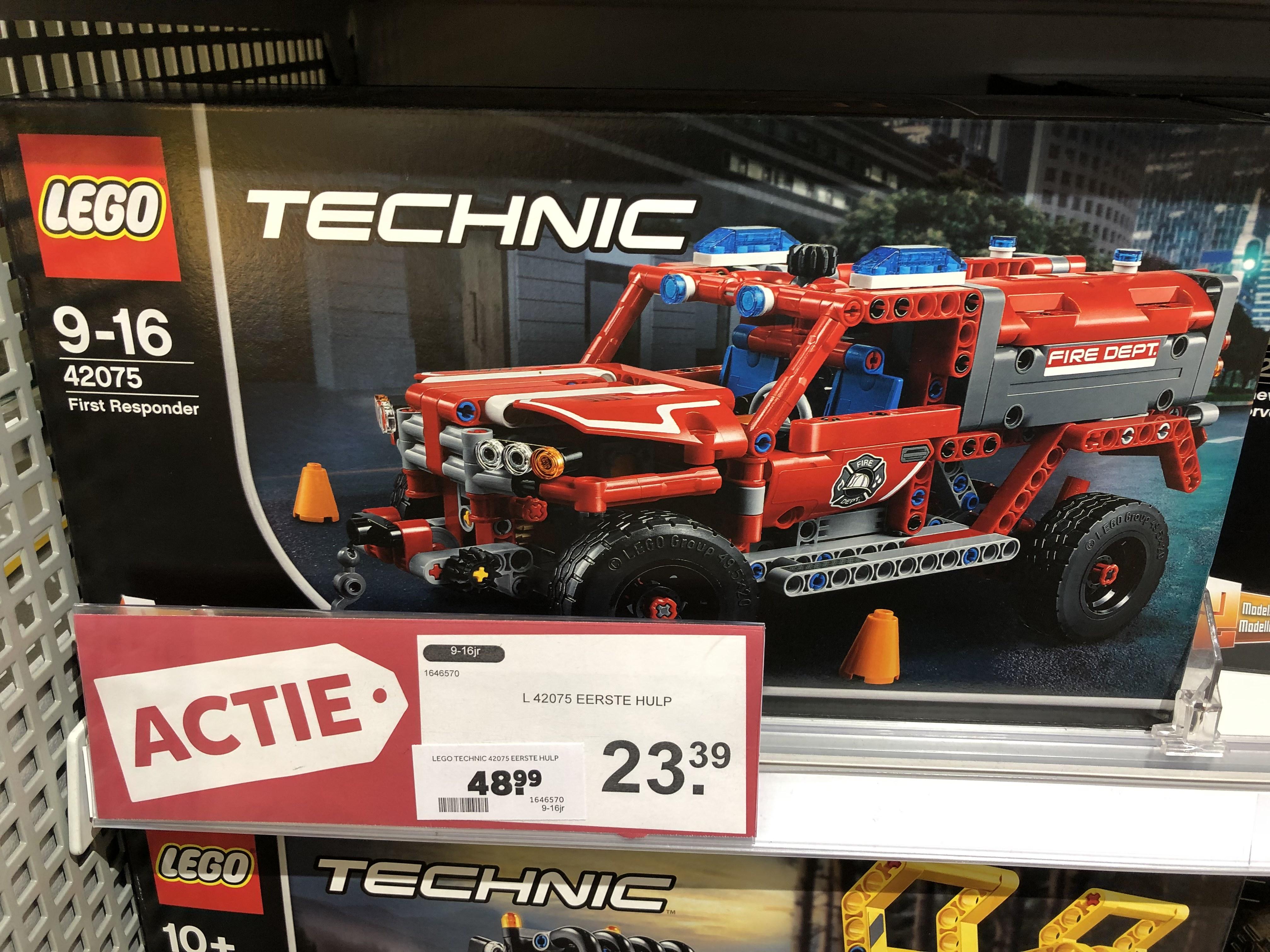Intertoys technic Lego 42075