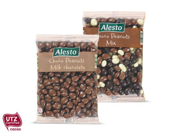 Chocoladepinda's Alle combinaties mogelijk