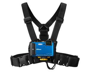 Nikon CS-S65 Coolpix AW Chest Mount @ Coolblue