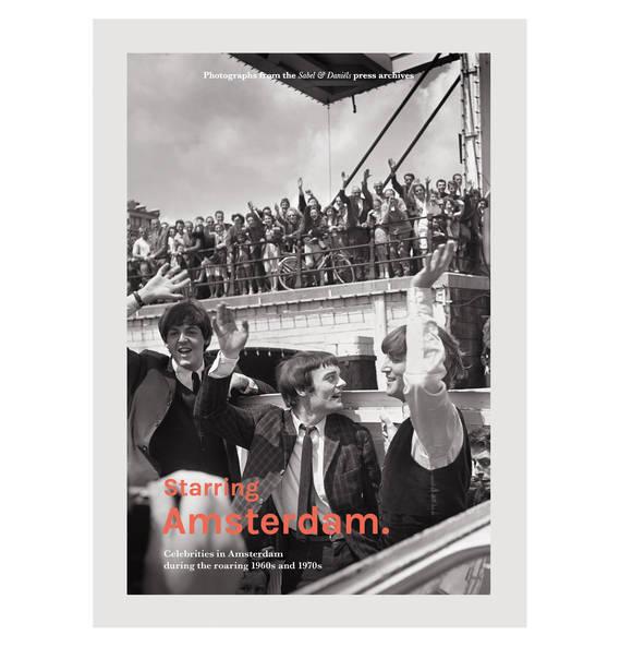 Starring Amsterdam boek -70% @ Hudson's Bay