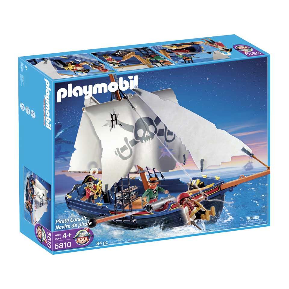 Playmobil Piratenschip 5810 voor €27 @ Bart Smit
