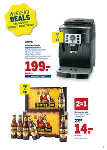 Makro weekend deals | o.a. 40% korting op BBQ's & Hertog Jan 1+1