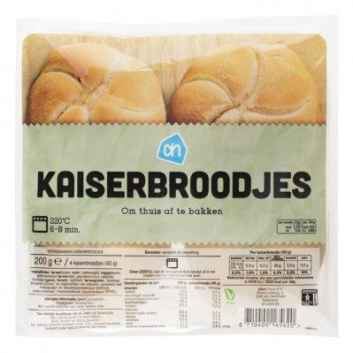 AH Kaiser broodjes combineren korting 3 stuks 40% korting