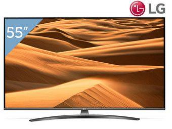 "55"" 4K LED TV (55UM7660PLA)"