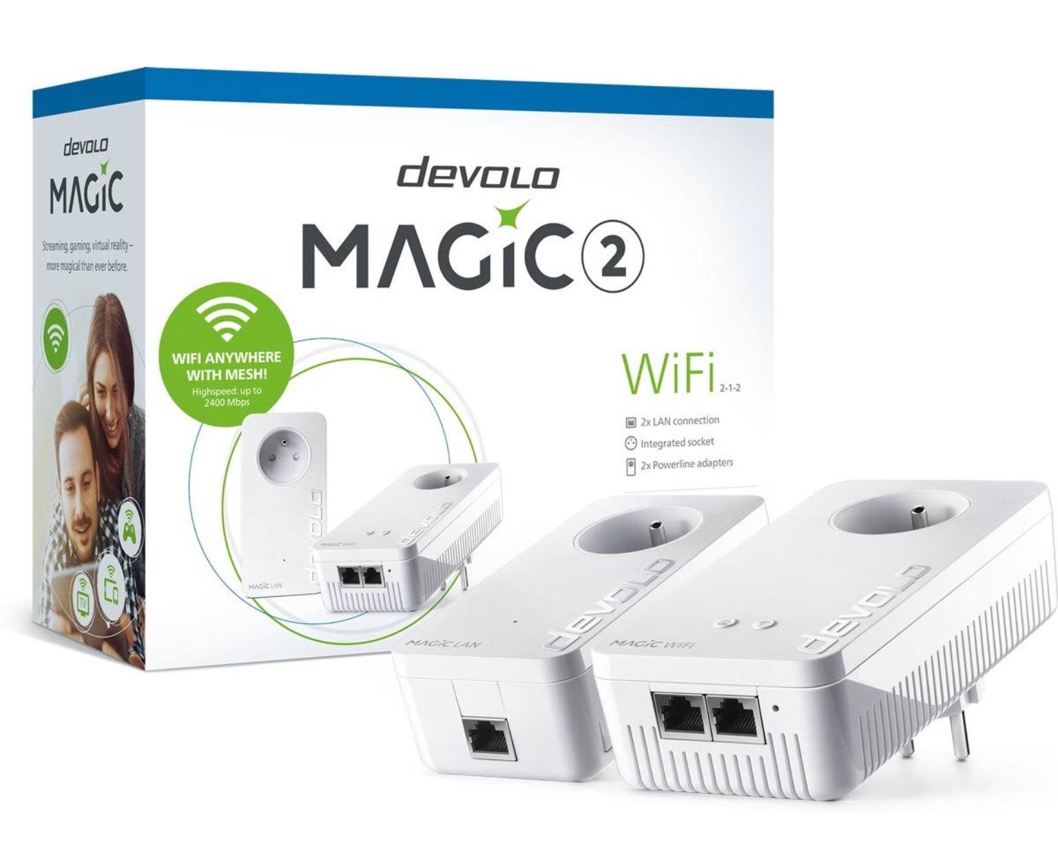 Devolo magic 2 powerline adapter