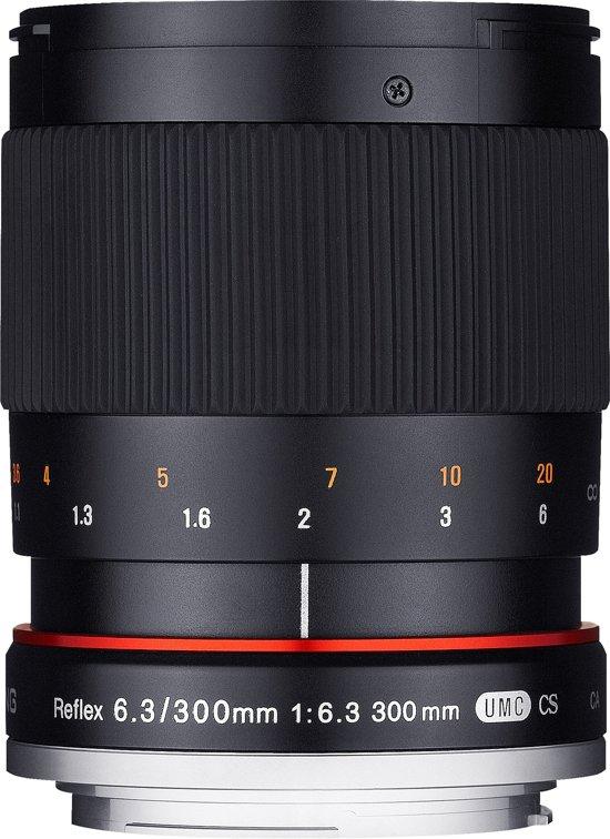 Samyang 300mm F6.3 ED UMC CS - Prime lens @ Bol.com