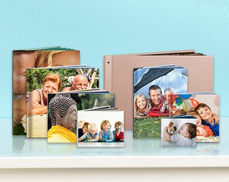 31% korting op fotoboeken en meer fotoproducten bij Kruidvat