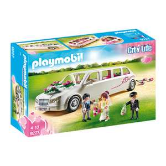 Playmobil Bruidslimousine en Bruidspaar - 9227 @ Dagknaller