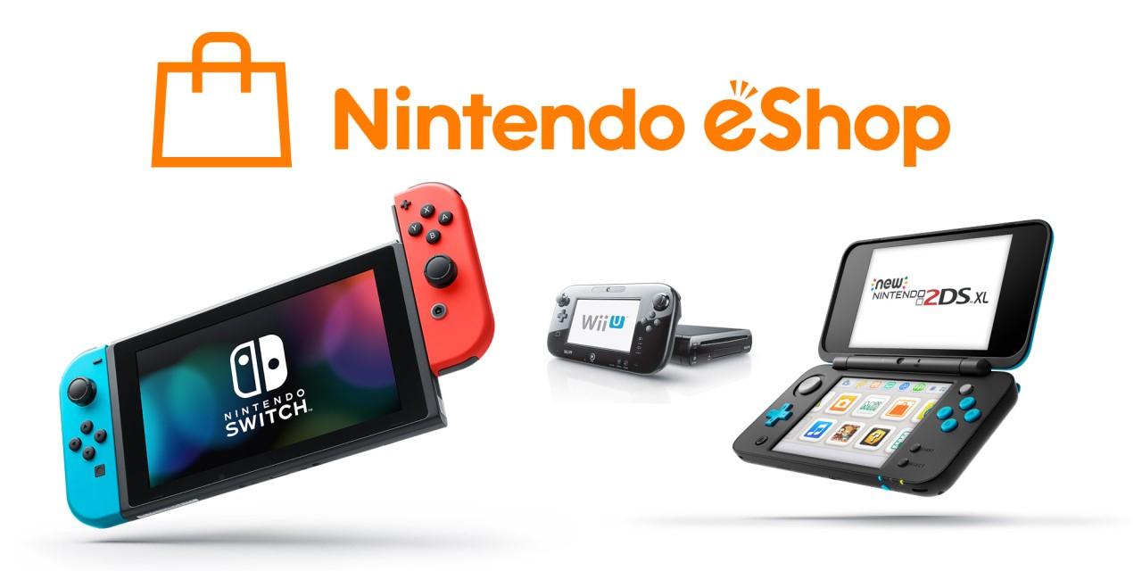 Nieuwe Nintendo eShop aanbiedingen