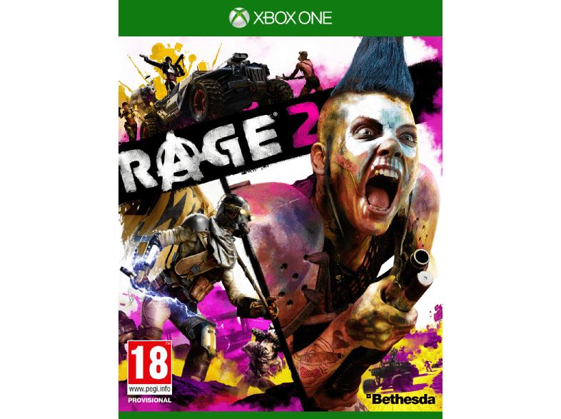 Rage 2 Xbox One @Mediamarkt.nl