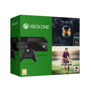 Xbox One + Halo: The Master Chief Collection + FIFA 15 voor €338 @ Bart Smit (Winkels)