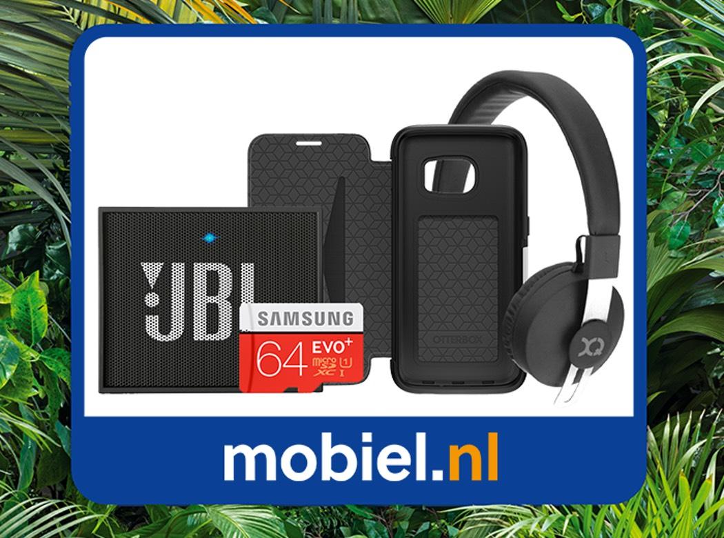 Voucher t.w.v. €25 Te Besteden Bij Mobiel.nl @ Tripper