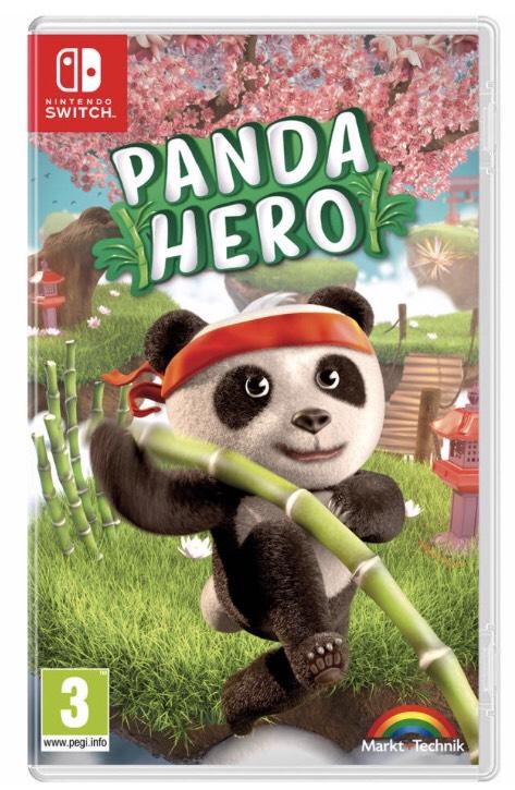 Nintendo Switch Panda Hero (switch)