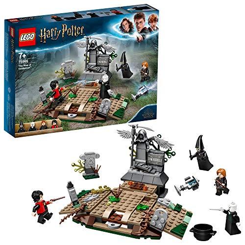 [Prime] Lego De opkomst van Voldemort™ (75965) @Amazon