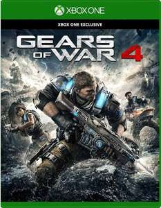 Gears of War 4 (Xbox One/PC Play Anywhere) @ CDkeys