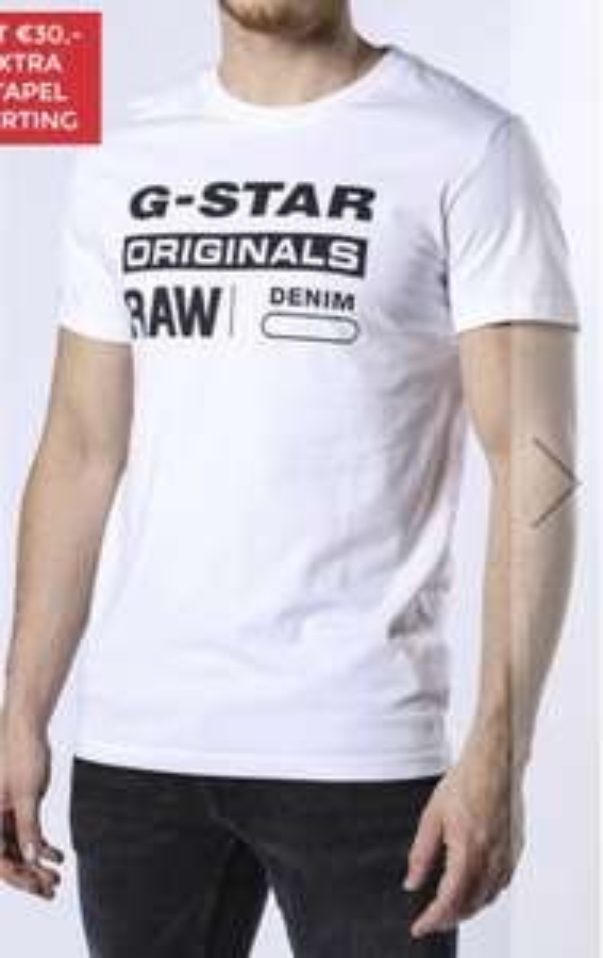 G-star T-shirts