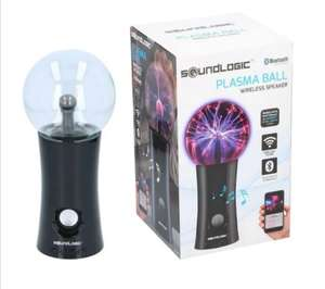 Soundlogic Plasmabal Draadloze Speaker met Bluetooth