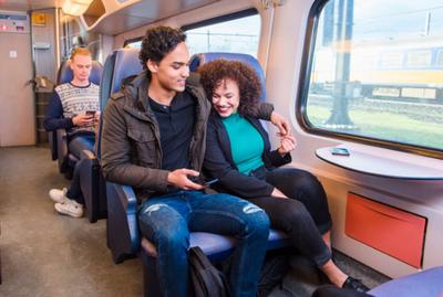 Trein Dalurenkaart NS vanaf €16,50
