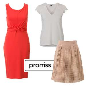 Final SALE: 77 items van €7,50 tot €10 @ Promiss