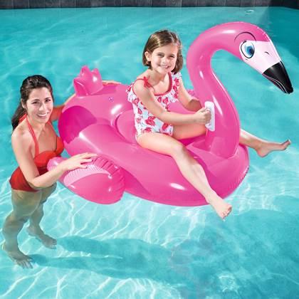 Bestway opblaasbare flamingo (1.37m) -69% @ fonQ