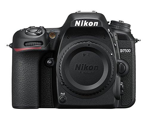 Amazon.de Nikon D7500 € 815. (€ 1.049 inclusief 18-140mm ED VR)