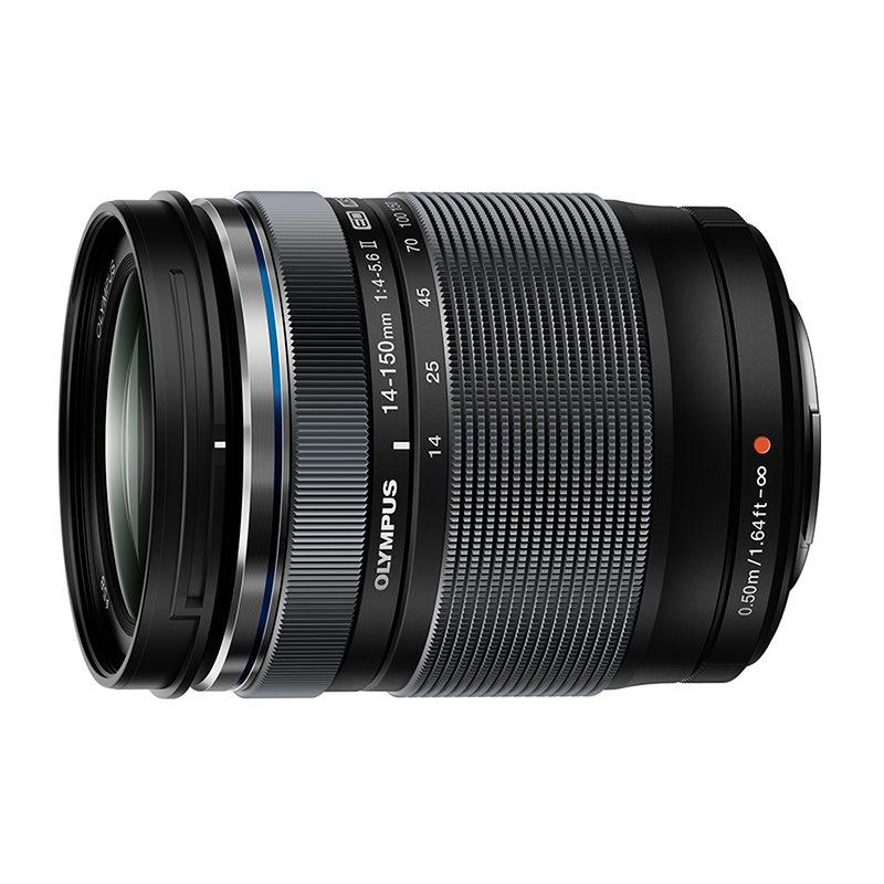 Olympus M.Zuiko Digital 14-150mm f/4.0-5.6 II (zwart) @ CameraNu