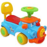 Dagaanbieding Mamaloes: Eco Toys Billy de Trein Loopauto