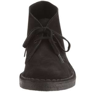 Clarks Desert Boot Dames (Zwart) voor € 38,12 @ Amazon.de