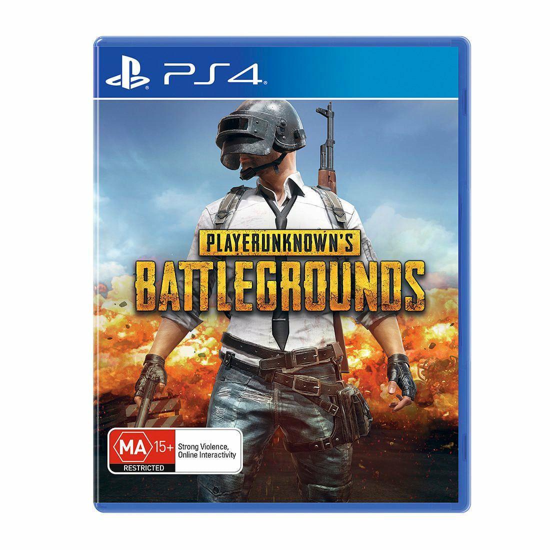 50% korting op Playerunknown's Battleground PUBG (PS4) @ PlayStation Store